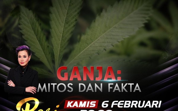 ROSI with BHS - GANJA : Mitos dan Fakta