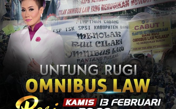 ROSI with BHS - Untung Rugi Omnibus Law